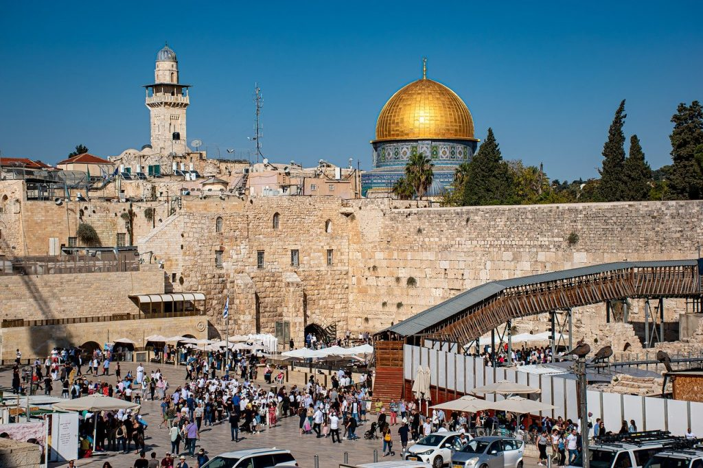 jerusalem-4592574 エルサレム 西洋の壁 宗教 イスラエル ユダヤ教 神聖な 壁 古い 神様 イスラエルの愛